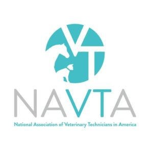 national association of veterinary technicians in America logo