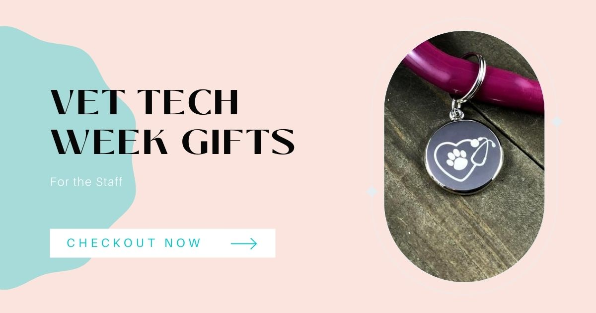 Vet Tech Week Gifts For The Staff
