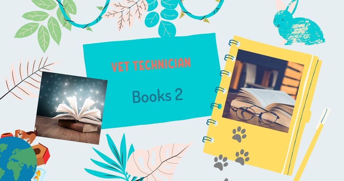 Vet Technician Books 2